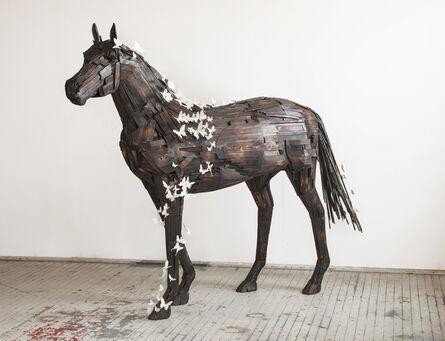 Paul Villinski, 'Pegasus', 2016