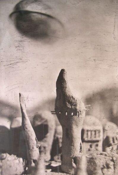 Lothar Osterburg, 'Zeppelin Over Timbuktu', 2003