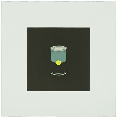 Michael Craig-Martin, 'The Catalan Suite I - Soup can', 2013