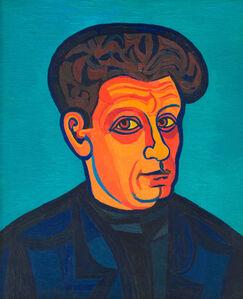 Josef Scharl, 'Selbstporträt', 1954