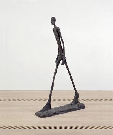Alberto Giacometti, 'L'homme qui marche II', 1960