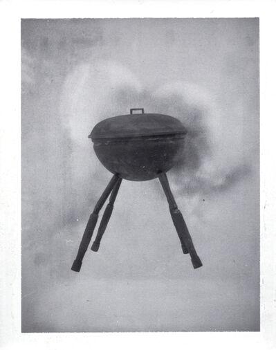 Robert Therrien, 'No title (running barbecue)', 1993