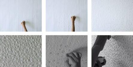 Zhang Yu, 'Fingerprints Behavioural Video 2007.10', 2007
