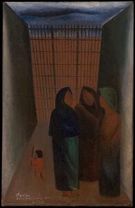 David Alfaro Siqueiros, 'Penitenciaria (Penitentiary)', 1930