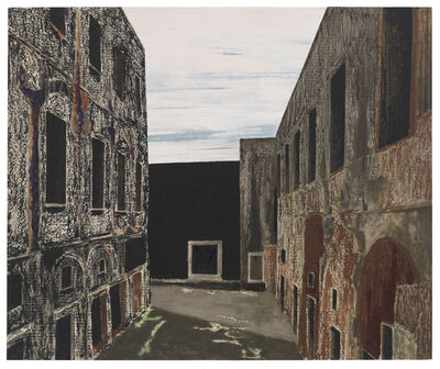 Mamma Andersson, 'Blind Alley', 2016