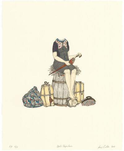 Amy Cutler, 'Opal's Departure', 2011