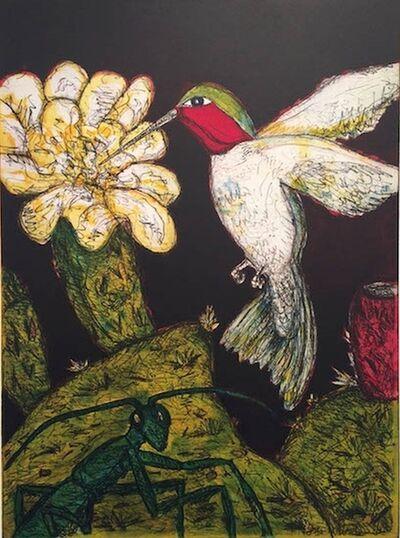 Frank X. Tolbert, 'Ruby-throated Hummingbird', 2014