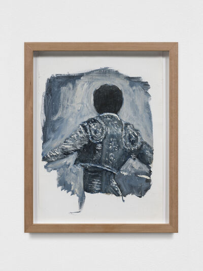"Axel Geis, '""o. T.""', 2017"