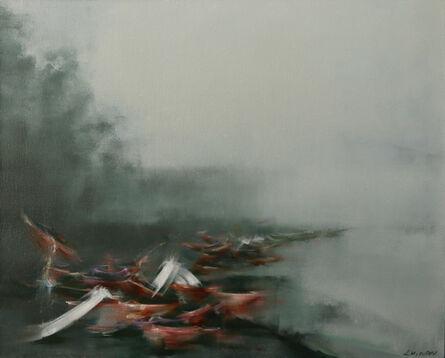 Nan Lv 吕楠, 'Heavenly Ribs', 2019