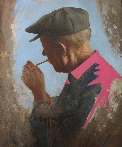 Tomas Watson, 'Smoker', 2018