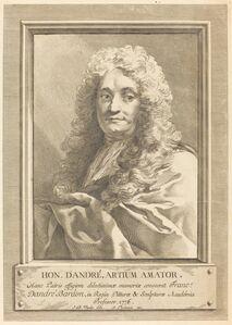Michel-François Dandré-Bardon after Jean-Baptiste Van Loo, 'Portrait of the Artist's Father', 1776