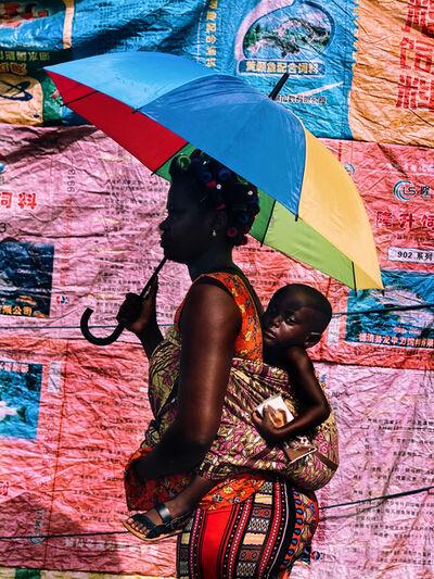 Prince Gyasi, 'Motherhood', 2018