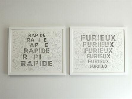 Miguel Angel Ríos, 'Rapide & Furieux', 2012