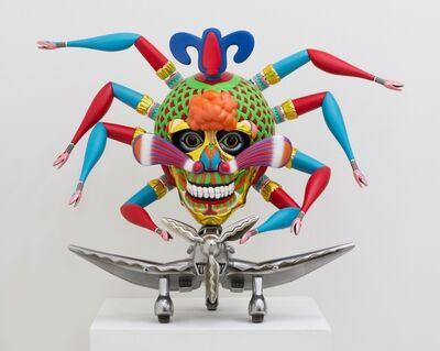 Keiichi Tanaami, 'Dream of Human Metamorphosis (A)', 2014