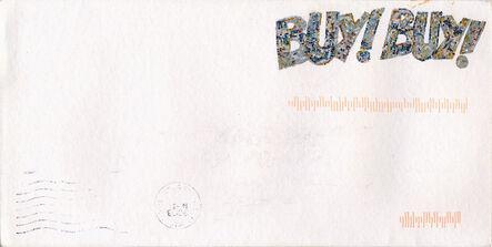 Kim Rugg, 'Christmas Message Angel II', 2008