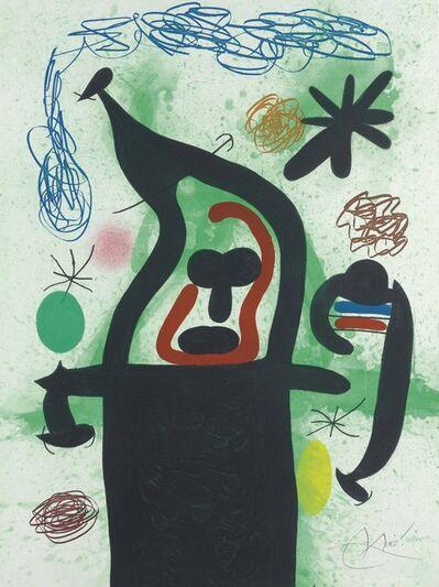 Joan Miró, 'La Harpie', 1969