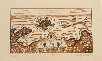 Jeffrey Vallance, 'Tonga Suite #4 Print by Jeffrey Vallance', 1995