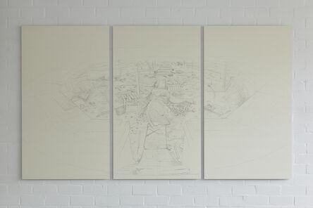Thijs Ebbe Fokkens, 'Significant Scene (Disembodied Scene)', 2015