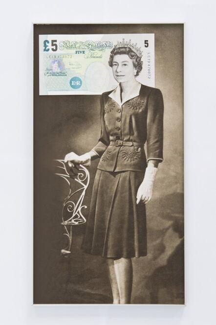 Hans-Peter Feldmann, 'Mrs. Pound', 2014