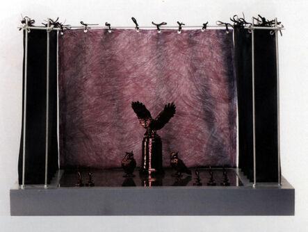 Jan Fabre, 'Helena Regazzi (Silent Screams, Difficult Dreams) ', 1992