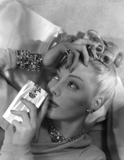 Horst P. Horst, 'Helen Bennett, Jewelry, Paris', 1938