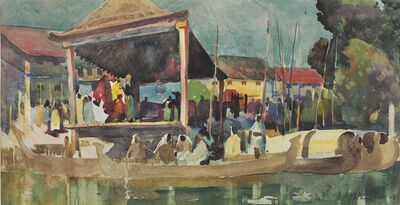 K. C. S. Paniker, 'Untitled', 1948