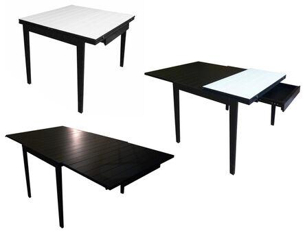 Ignez Ferraz, 'Drop-leaf table COLKER', 2010