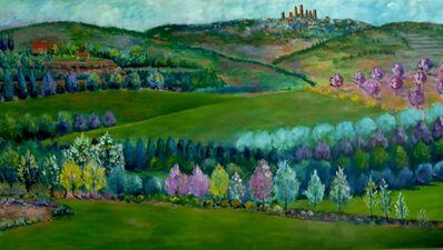William Kelley, 'San Gimignano', 2016
