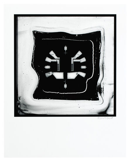 Woody Vasulka, 'Glass - Lucifer's Commission', 2015