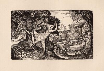 Edward Calvert, 'The Cyder Feast', 1828 (published 1893)