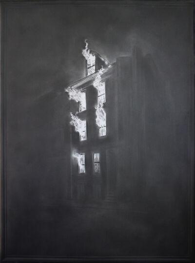 Simon Schubert, 'Untitled (Poe House Boston)', 2015