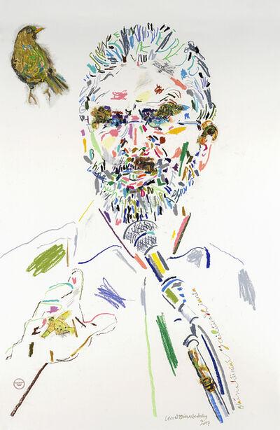Conrad Atkinson, 'Gerry Adams', 2007