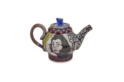 Roberto Lugo, 'Joan Mitchell Teapot', 2021