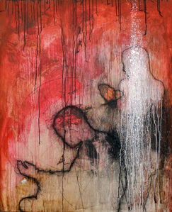 Sergio Gomez, 'Meditation in Red', 2014
