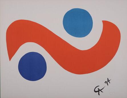 Alexander Calder, 'Skybird', 1974