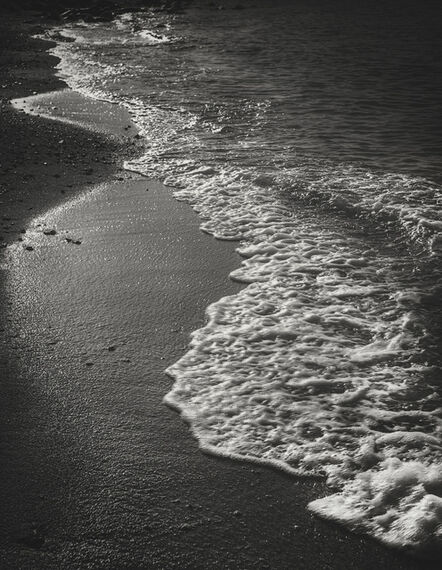James Chung 鍾文略, 'Melody of Waves', 1959