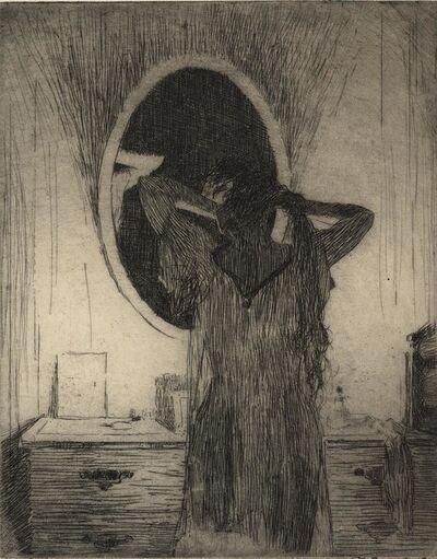 Frank Weston Benson, 'Candlelight.', 1915