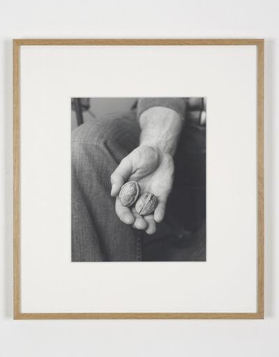 Becky Beasley, 'Walnut Hand', 2014