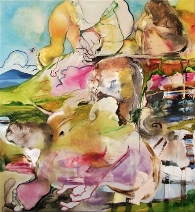 Jennifer Amadeo-Holl, 'Reasons To Crawl', 2007