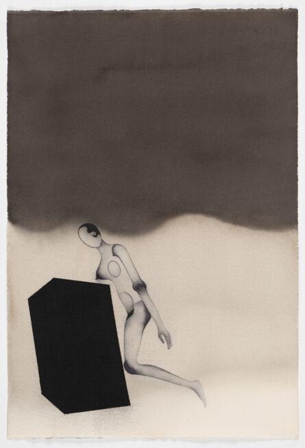 Atul Dodiya, 'Black Block', 2013