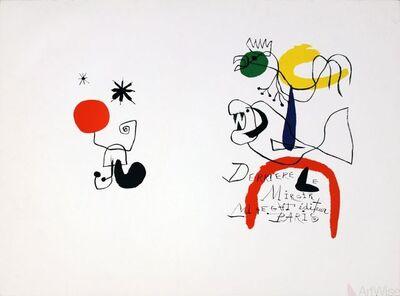 Joan Miró, 'Sans Titre (Untitled)', (Date unknown)