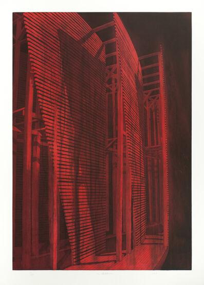 Robert Stackhouse, 'Red K.C. Way', 1999
