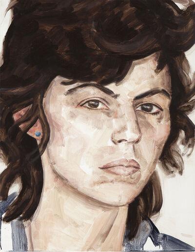 Elizabeth Peyton, 'Isa (Isa Genzken 1980)', 2010