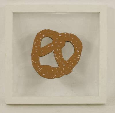 Claes Oldenburg, 'N.Y.C. Pretzel', 1994
