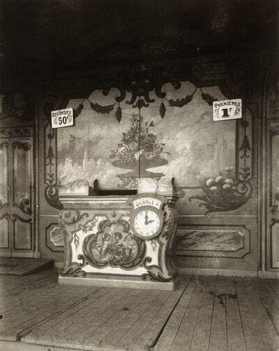 Eugène Atget, 'Fête du Trone', 1924