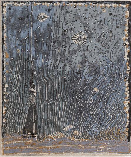 Tohko Izumi, 'Cracks in the curtain', 2021