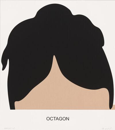 John Baldessari, 'Octagon', 2016