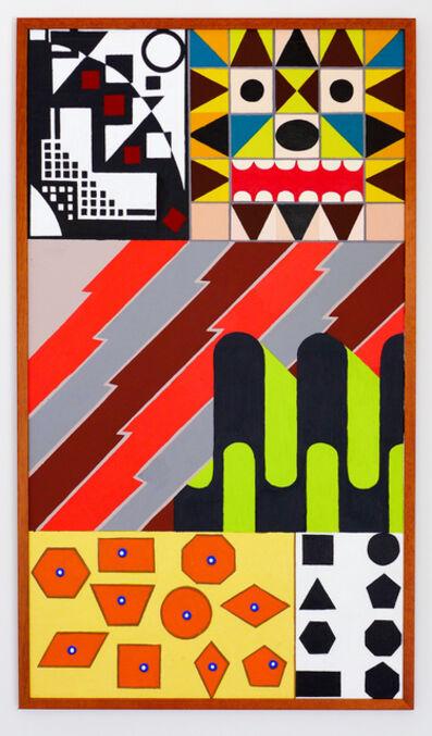Diena Georgetti, 'Folk Modern/Naef', 2013
