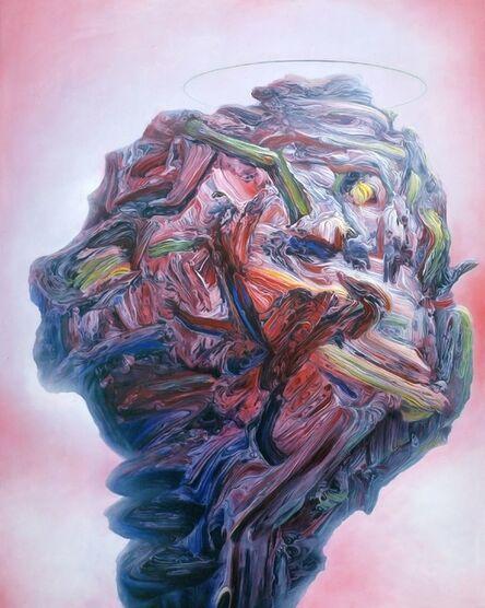 Glenn Brown, 'Dirty', 2003