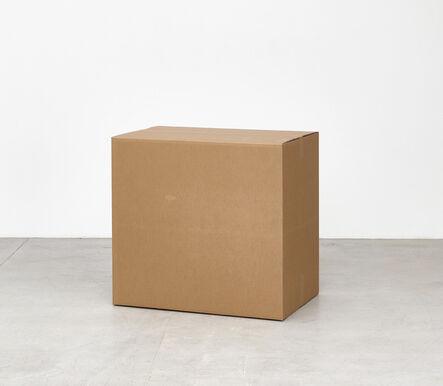 E.B. Itso, 'Cardboard Box II', 2015